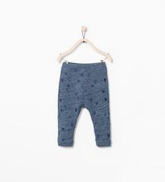 SHINY PRINT LEGGINGS - Leggings & Trousers - Baby girl (3 months - 3 years) - KIDS | ZARA United States