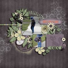ScraryTales 3: Superstitious Feeling Bundle by True North Scraps Template by Fiddle Dee Dee Designs