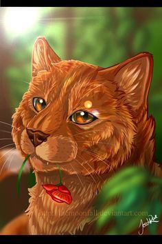 Alderheart by TheMoonfall Warrior Cats, Saga, Warriors, Fox, Deviantart, Random, Artist, Animals, Fictional Characters