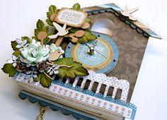 Home-Decor-Cuckoo-Clock-Handmade-Collection-by-Trudi-Harrison-Detail-