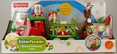 FOR SALE Fisher-Price Xmas Train Set