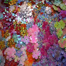 shiny flowers loose sequins Paillettes