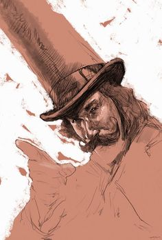 Bill the Butcher - Gangs of New York -Cosmin Podar