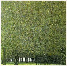 njapricotflower: by Gustav Klimt