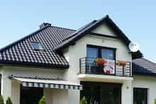 Dom w kalateach 2 Home Fashion, Mansions, House Styles, Home Decor, Houses, Decoration Home, Manor Houses, Room Decor, Villas