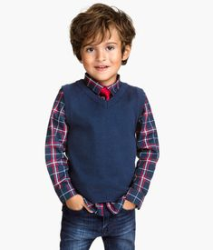 Boys' fashion | Kids' clothes | Back-to-school outfit | Uniform ...