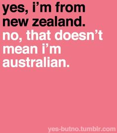 I am technically British because I have lived here all my life but whenever this happens I still get offended. Even some official books say Australia instead of Australasia! There are other Pacific islands! Honeymoon In New Zealand, Long White Cloud, New Zealand Houses, Kiwiana, All Things New, The Beautiful Country, South Island, Along The Way, Homeland