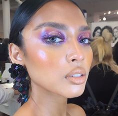 10 Ultimate Summer Makeup Trends That Are Hotter Than The Summer Days Kiss Makeup, Cute Makeup, Glam Makeup, Gorgeous Makeup, Pretty Makeup, Hair Makeup, Simple Makeup, Makeup Trends, Makeup Inspo