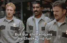 Funny pictures about One Of The Best Scenes In Super Troopers. Oh, and cool pics about One Of The Best Scenes In Super Troopers. Also, One Of The Best Scenes In Super Troopers photos. Funny Meme Pictures, Funny Posts, Funny Images, Super Troopers Quotes, Movie Quotes, Funny Quotes, Daily Funny, About Time Movie, Funny Pranks