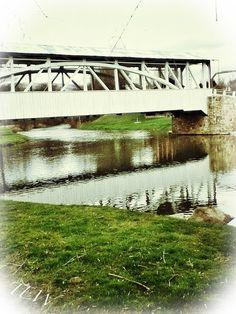 Cover Bridge, PA Washington country