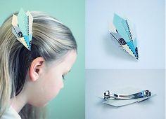 i.v. / hairclip