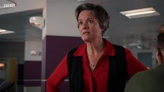 Serena Campbell - Catherine Russell 20.07 Holby City, Jr