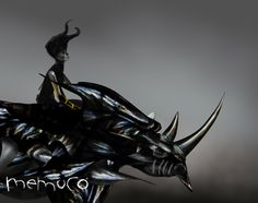 Silent and the Western Black Rhino before battle by memuco , via Behance