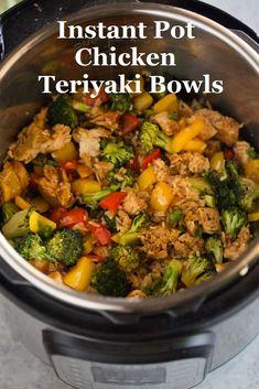 Teriyaki Sauce, Teriyaki Bowl, Chicken Teriyaki Recipe, Soy Sauce, New Recipes, Cooking Recipes, Healthy Recipes, Paleo Food, Healthy Foods