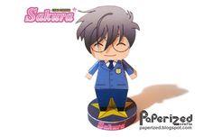Cardcaptor Sakura - Chibi Yukito Tsukishiro Free Paper Toy Download - http://www.papercraftsquare.com/cardcaptor-sakura-chibi-yukito-tsukishiro-free-paper-toy-download.html#CardcaptorSakura, #Cardcaptors, #Chibi, #YukitoTsukishiro