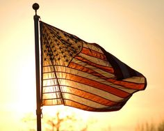 The American Flag!
