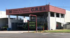 Aguascalientes Mexico Airport Fire Station