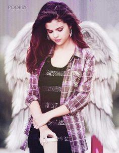 El ángel de muchas seletioners