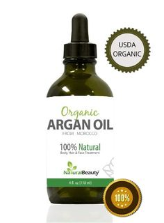 Moroccan Argan Oil - For Hair, Face, Skin, & Nails, Best 100% Pure and Organic Moroccan Oil for Anti Wrinkle, Anti Aging, Anti Oxidant, Anti Frizz, Moisturizer and Conditioner for Dry Skin & Cuticles, for a good and Healthy Living, This is A Highly effective Hair Treatment oil for A Natural Hair Shine & The Argan Beauty Secret for a Natural Skin Care, Big Bottle, By Natural Beauty Brand Natural Beauty http://www.amazon.com/dp/B00L5JHZJO/ref=cm_sw_r_pi_dp_GfyZtb02KDAYPAQ5