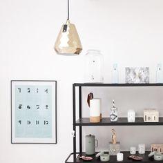 Mood picture for l'Igloo Shop / Lamp Aston House Doctor / Calendar Snug Studio / © @mytrendbook