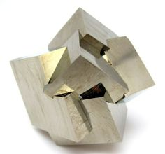Pyrite, Spain. Gems And Minerals, Crystals Minerals, Stones And Crystals, Cubist Sculpture, Rock Of Ages, Healing Stones, Healing Crystals, Beautiful Rocks, Rocks And Gems