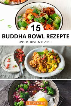 Buddha Bowl Rezepte - Famous Last Words Healthy Sandwich Recipes, Healthy Sandwiches, Healthy Dinner Recipes, Lunch Recipes, Bol Buddha, Dinner Sandwiches, Le Diner, Clean Eating Recipes, Chicken Recipes