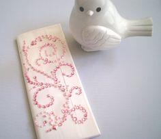 Valentine's Duct Tape Wallet by elegantduck on Etsy, $16.00
