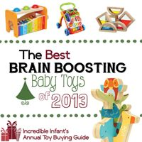 The Best Brain Boosting Baby Toys of 2013 - guide