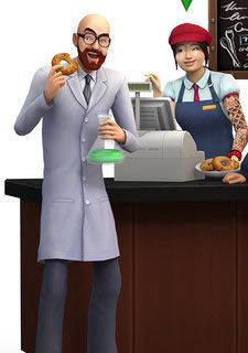 Been slacking off playing The Sims 4? Get back to work! Now you can do just that, with the game's first expansion...