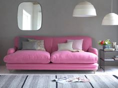 Pudding sofa- this looks soooo comfy- i want it!