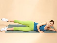 Blast belly bulge by combining ab exercises with an interval-walking workout #fitness