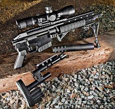 McMillan CS5 Suitcase Sniper