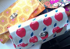 The Necessary Clutch Wallet – A Mini-series – Part 4 – with a prize! – Patterns to Print