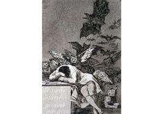Giclee Print: The Sleep of Reason Produces Monsters. (Capricho No by Francisco de Goya : Francisco Goya, Frankenstein Art, Thing 1, Custom Posters, Art Posters, Sirens, Art Museum, Find Art, Fine Art America