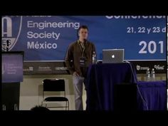 Ian Shepherd Loudness War talk @ AES Mexico 2013 - Audio perception and the battle for great sound