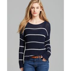 C&C California Sweater - Stripe