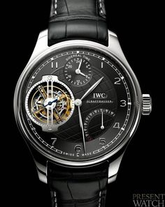 PORTUGUESE SIDERALE SCAFUSIA, IWC Timepieces and Luxury Watches on Presentwatch: