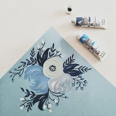 WILDFLOWERS BLOG: watercolor