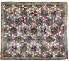 Civil War Quilts: A Quilt for Jefferson Davis