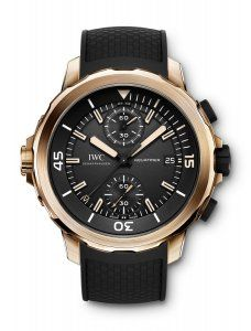 "IWC Aquatimer Chronograph Edition \""Expedition Charles Darwin\"" 44 mm IW379503"