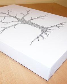 Svatební strom - vše v jednom balení Container