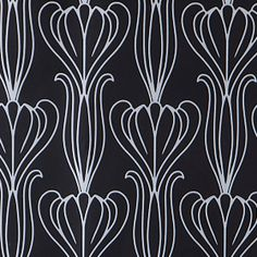 A temporary and repositionable wall covering by TEMPAPER (great for rentals or store displays)  - Midnight (BELA)