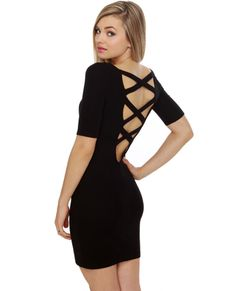 Đầm ôm dự tiệc - Đơn giản mà thời trang