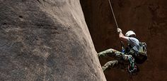 Canyoneering - Arches National Park (U.S. National Park Service)