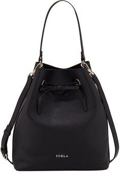 Furla Constanza Drawstring Crossbody Bag