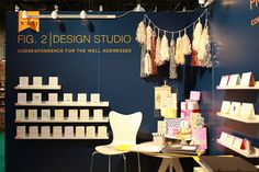 National Stationery Show 2012: Fig. 2 Design Studio   Photo Credit: Oh So Beautiful Paper