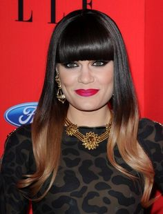 black ombre hair color | ... Beyoncé, Ciara and Other Celebs Who Love the Ombre Hair Color Trend