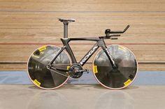 UCI Hour Record: Thomas Dekker's Koga TeeTeeTrack bike with 58x14 gearing | road.cc