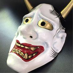 般若面 - Google Search Robot, Halloween Face Makeup, Google, Fictional Characters, Art, Craft Art, Robotics, Kunst, Robots