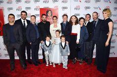 """Cast y director ayer en la premiere de """"Jackie"""" (2016) en el AFI Fest"""